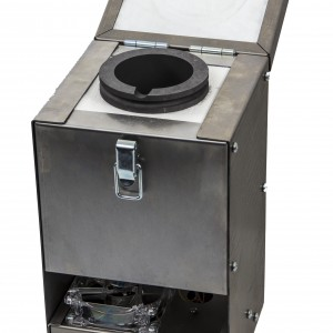 Quickmetl Pro - TableTop Furnance