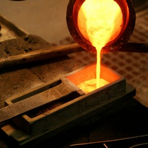 Precious Metal Melting