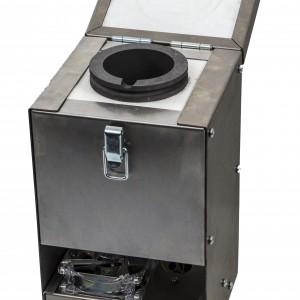 Quickmetl Pro - TableTop Furnance